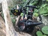 今日の撮影システム