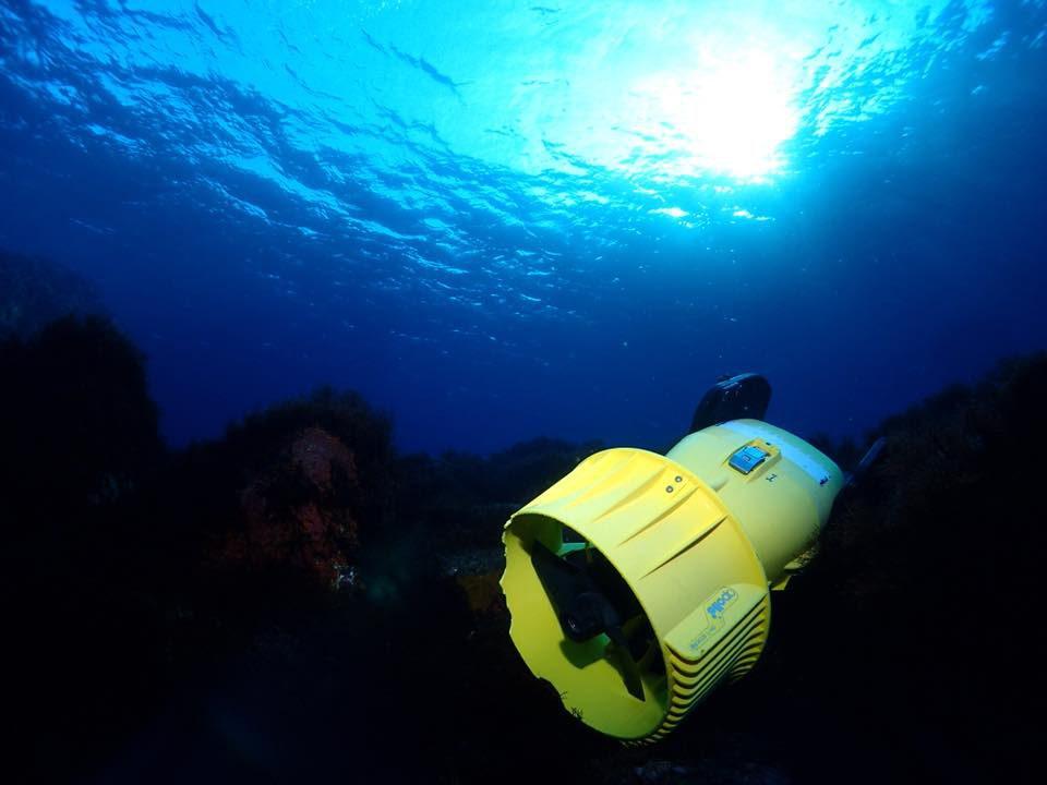 水中スクーターSPのイメージ